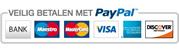 Veilig Betalen met Paypal